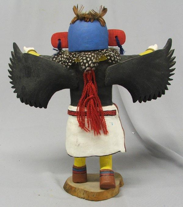recipe: hopi eagle dancer kachina [28]