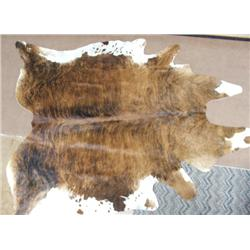 Brindle Full Steer Hide Rug