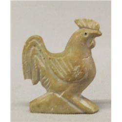 Zuni Carved Stone Chicken Whistle by Leleka