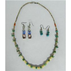 Mixed Lot Navajo Jewelry