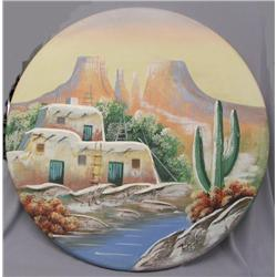 Original Southwestern Painting By Teresa