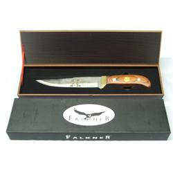 Falkner American Mint Collector Knife