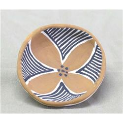 Isleta Miniature Pottery Bowl by Rujan
