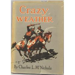 Book Crazy Weather By Charles L. McNichols