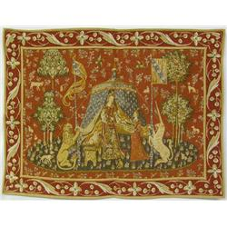 French Tapestry By Goblys