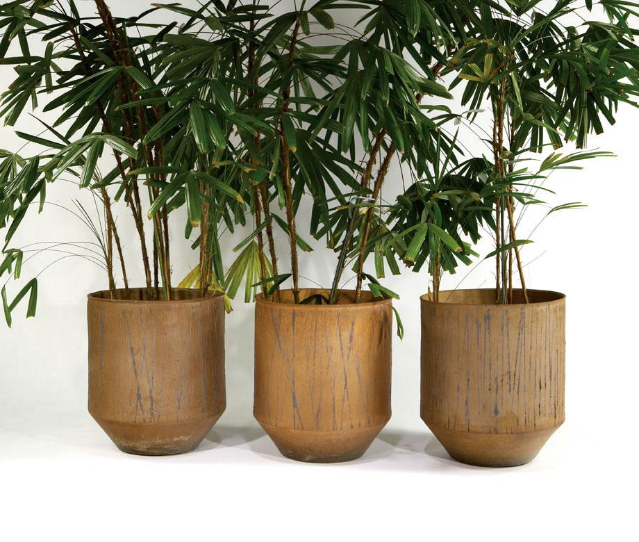 David Cressey Large Ceramic Planters 3 Loading Zoom