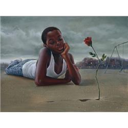 Artist: WAK (Kevin A. William); Still I Rise; Signed Limited Edition of 1500