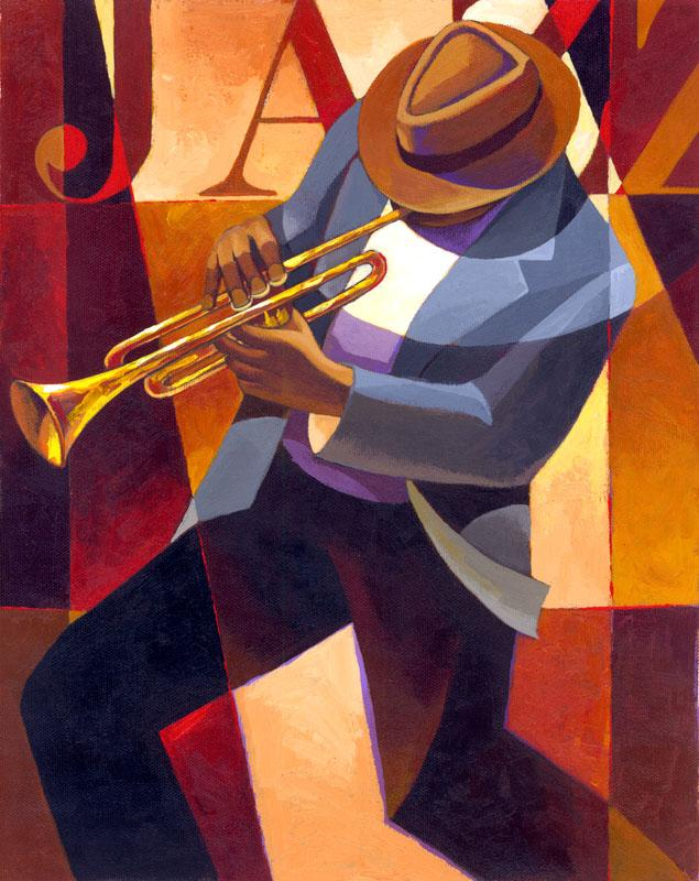 Artist keith mallett swing acrylic on canvas for Art contemporain russe
