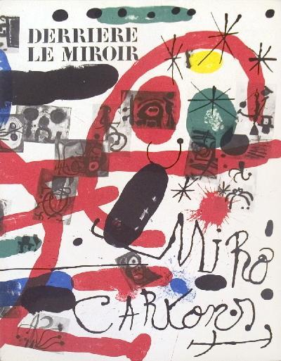 1965 miro derriere le miroir book for Miro derriere le miroir