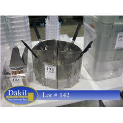 POT SEPARATORS / STRAINERS (X4)