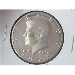 1973-S Kennedy Half Dollar (Proof)