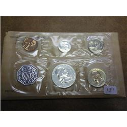 1961 US SIlver Proof Set