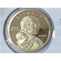 2004-S Sacagawea Dollar (Gem Proof)