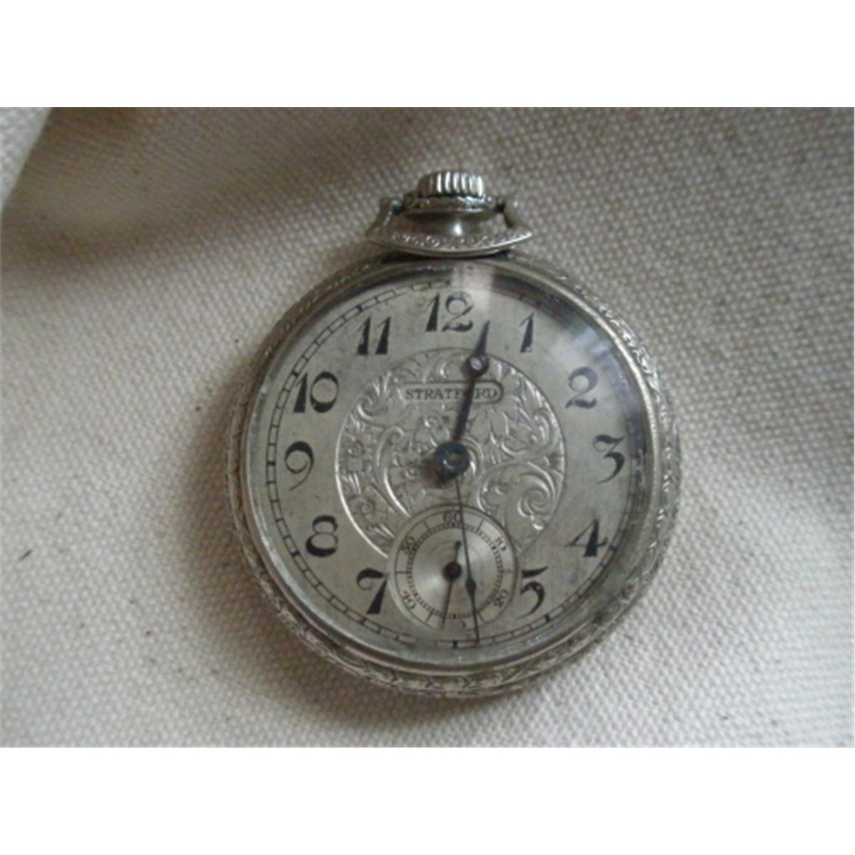 pocket watches silver Researching vintage