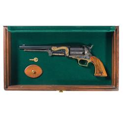 Cased Colt Heritage Commemorative Walker Revolver