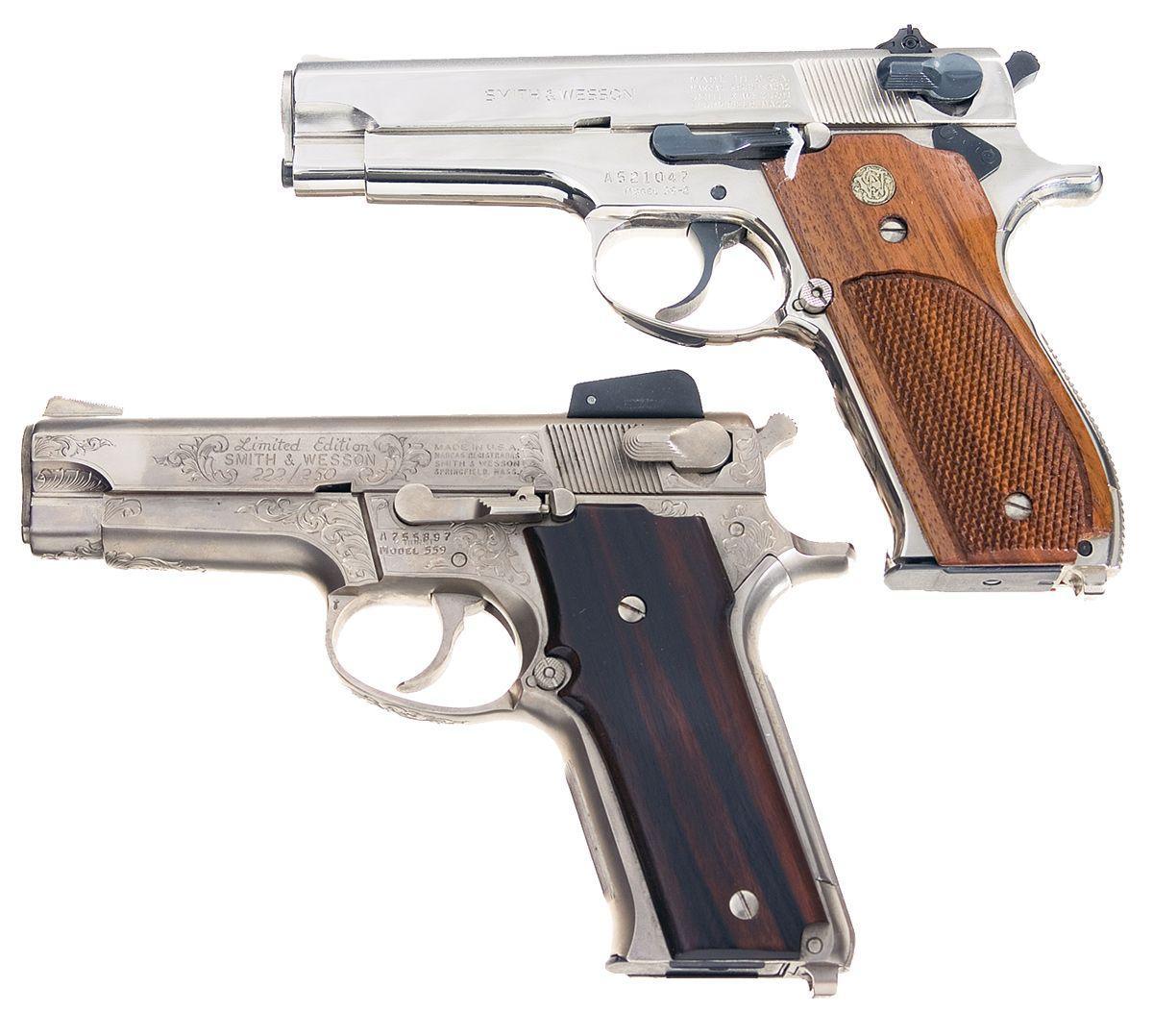 Lujo La Trama I Smith Wesson Elaboración - Ideas Personalizadas de ...