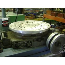 Bridgeport 12 rotary table for 12 rotary table