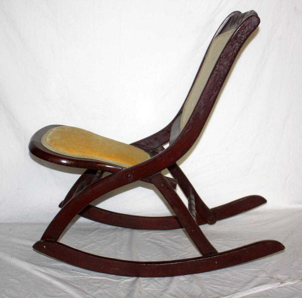 Image 3 : Antique Rocking Chair