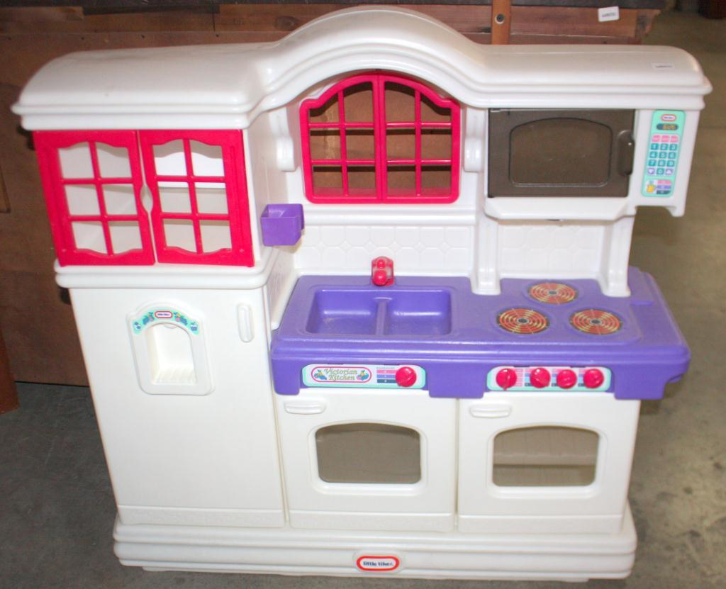 Little Tikes Kitchen -> Kuchnia Drewniana Little Tikes