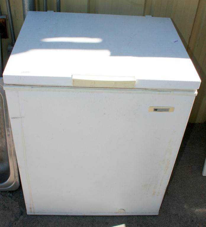 White westinghouse freezer - Westinghouse and living ...