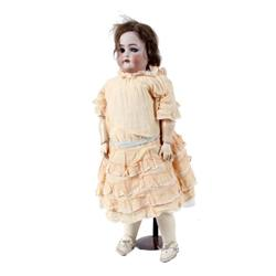 "Kammer and Reinhart Bisque Doll Composition body, 31""tall.Composition body, 31""tall."