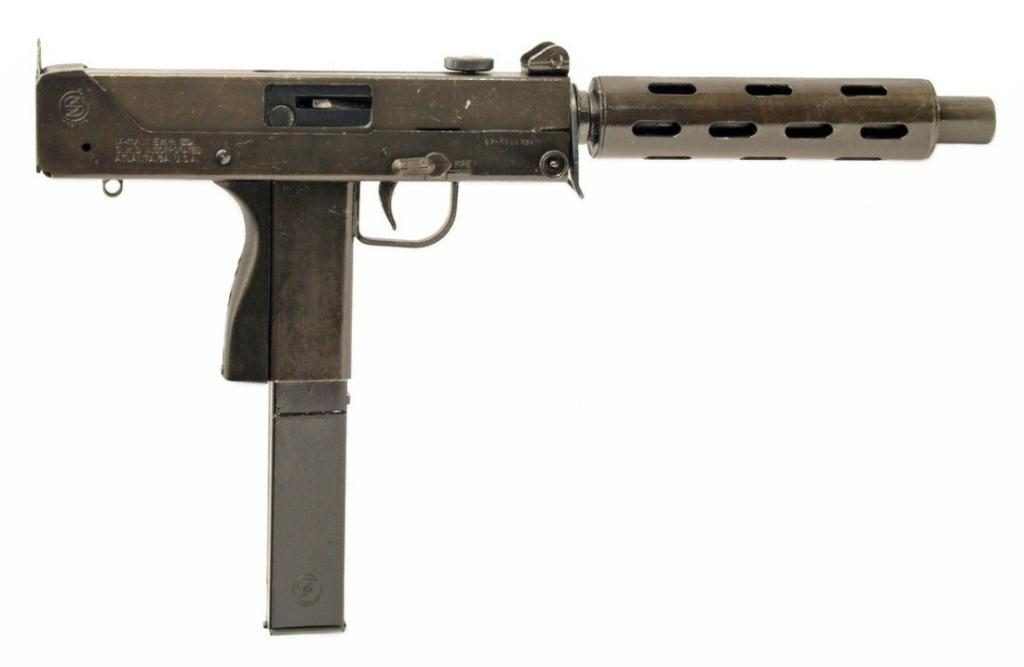 Image 2  SWD Mdl M11Nine  M11 Submachine Gun