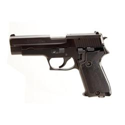 Browning Mdl BDA 45 Cal .45auto SN:395RP6140, Double action semi auto pistol made by Sig Sauer in We