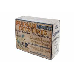 Country Store Countertop Display Putnam Fadeless Dyes & TintsPutnam Fadeless Dyes & Tints