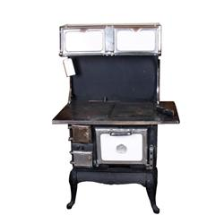 Coal-Wood Cook Stove Model KMD-1579, manufactured by Montgomery Ward, cannot be used in mobile homes