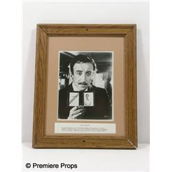 Peter Sellers Framed Photo