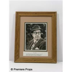 Phil Silvers Framed Photo