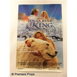 """Polar Bear King"" Movie Poster"