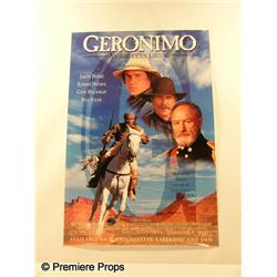 """Geronimo"" Movie Poster"