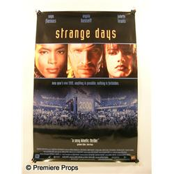 """Strange Days"" Movie Poster"