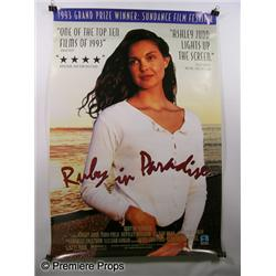 """Ruby in Paradise"" Movie Poster"