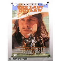"""The Last Outlaw"" Movie Poster"