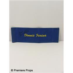 Denniss Farina Signed Chairback