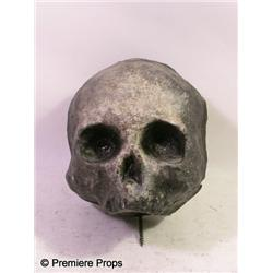 Angels and Demons Black Skull Movie Props