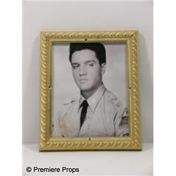 Elvis Presley Framed Photo