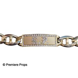 Elvis Presley Custom Diamond Bracelet