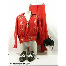 Elvis Inspired Costume