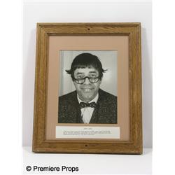 Jerry Lewis Framed Photo