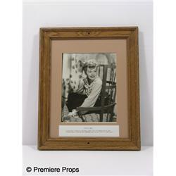 Lucille Ball Framed Photo