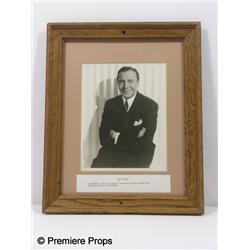 Jack Benny Framed Photo
