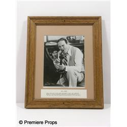 Jack Lemmon Framed Photo