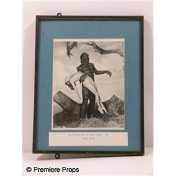 Creature from Black Lagoon Framed Photo