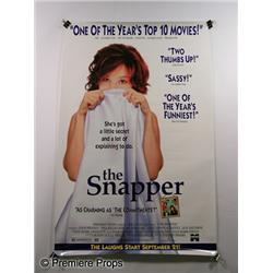 """The Snapper"" Movie Poster"