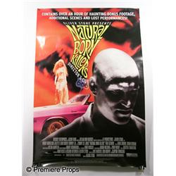 """Natural Born Killers"" Movie Poster"