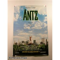 """Ants"" Movie Poster"