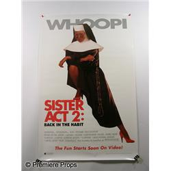 """Sister Act 2"" Movie Poster"